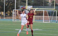 Girls soccer season ends before CCS