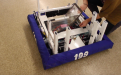 Robotics prepares for competition