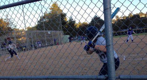 Varsity softball begins season with a win