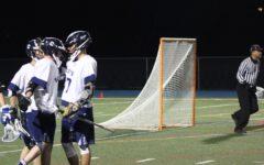 Varsity lacrosse pulls off a comeback win against Los Altos