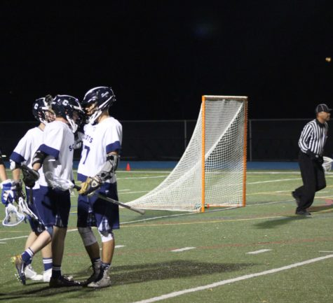 Varsity lacrosse pulls off a comeback win against Los Altos