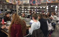 Jewish Club discusses what can be done to further inform students of their religion.