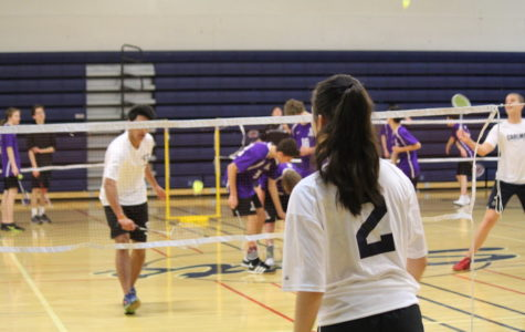 Varsity badminton starts off season smashing