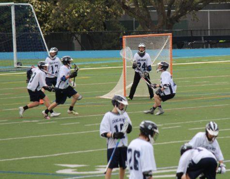Boys JV lacrosse continues their losing streak