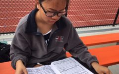 Jessica Lui, a sophomore in Concert Choir, reviews her music for Wolfgang Mozart's