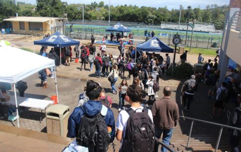Health Fair replaces Club Carnival