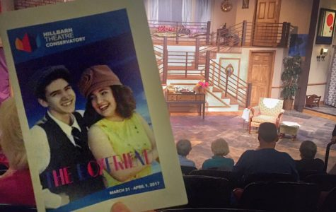Hillbarn Conservatory Theatre staged Sandy Wilson's