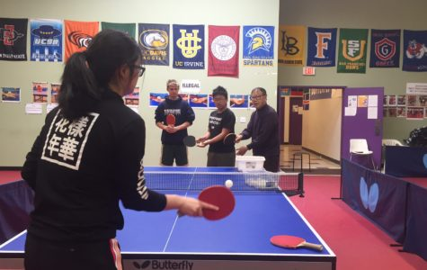Chinese Culture Club pings into PongPlanet