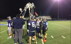 Despite slow start, JV boys lacrosse remain optimistic