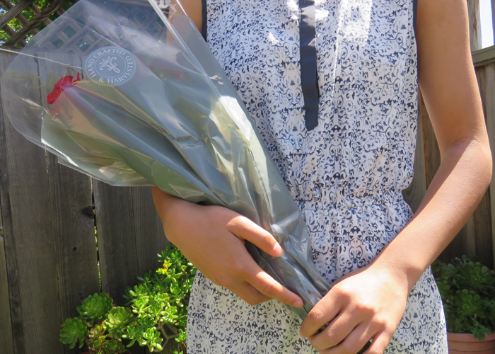 As+students+prepare+to+attend+prom%2C+prom+proposals+become+popular+and+students+are+often+found+carrying+flowers.