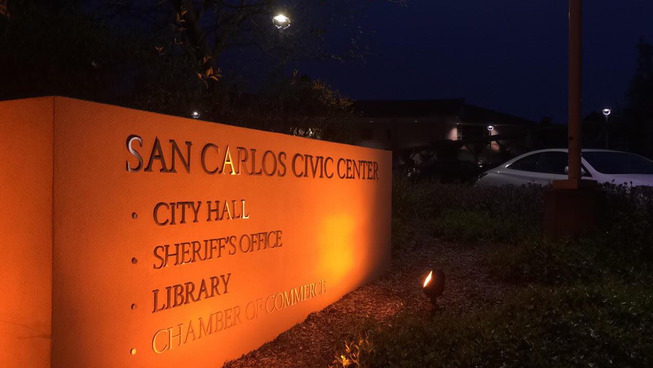 In a 4 to 1 vote, the San Carlos City Council declared San Carlos a