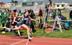 Girls track dominates PAL championships