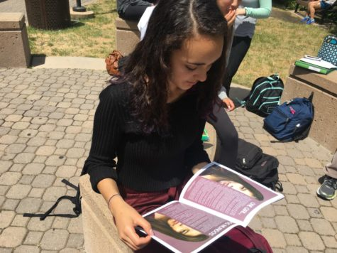 Students react to the Scotlight