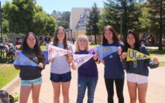 Seniors gear up for college day