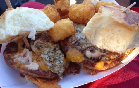 Paddy Wagon Sliders creates mouthwatering sliders