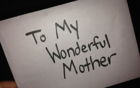 Children often show their appreciation for their mothers by getting them a gift or making homemade cards.