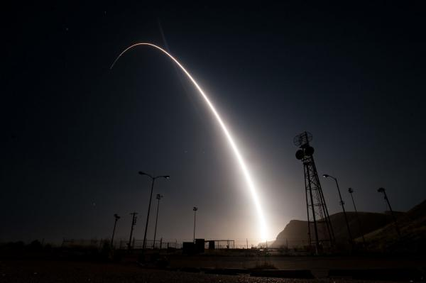 Just minutes after midnight on April 26, 2017, the California's Vandenberg Air Force Base commenced a test launch of its Minuteman III ICBM.  As U.S. tensions with North Korea continue to heighten, military strength is becoming increasingly important.
