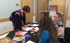 Belmont Library's Jobs Fair gives students new opportunities