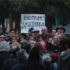 San Francisco protesters rain down on white supremacy