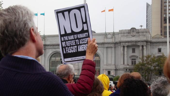 San Francisco rallies against white supremacy