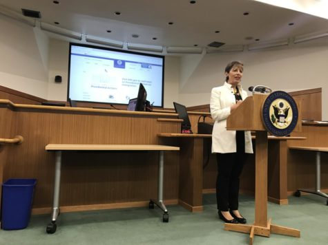 """Rep. Jackie Speier hosts """"A Pathway to Citizenship"""""""