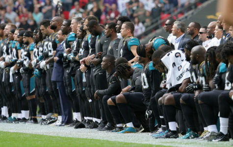 We stand united, we kneel divided