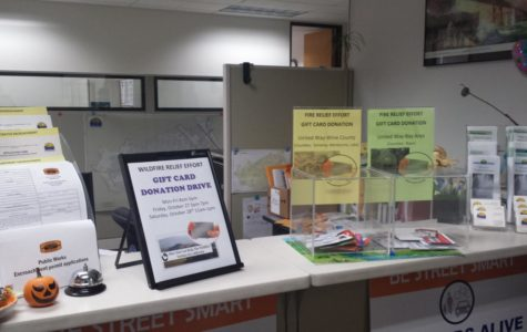 Belmont gift card drive benefits fire victims