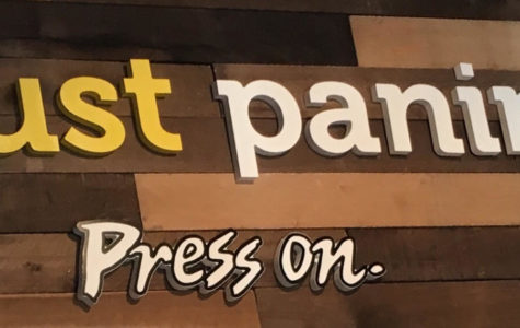 Just Panini recently opened its doors in early October to customers hungry for a fresh, hot panini.