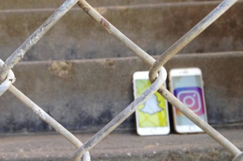 District blocks Snapchat and Instagram on school network