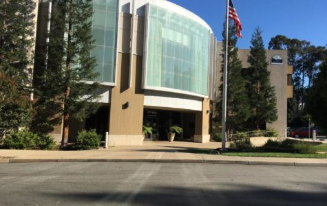 The Belmont City Hall passed an ordinance on Sept. 12 banning the sale of marijuana.