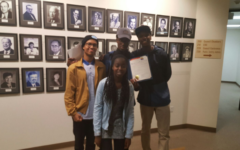 Members of BSU attended the Belmont City Council last year, receiving a proclamation for Black History Month from the members of City Council.