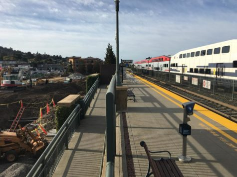 Construction inconveniences CalTrain commuters