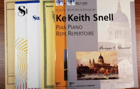 Music Teachers' Association of California donates music to fire victims