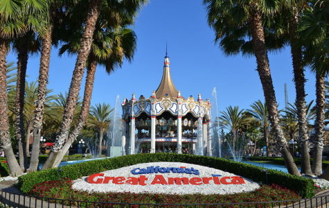 Great America is transformed into the frightening attraction, the Haunt, during the month of October. This is where thefts perpetrated by teens occurred the weekend before Halloween.