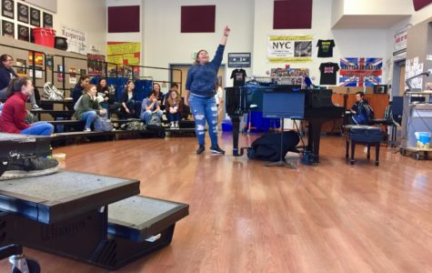 Choir Council brings music to Carlmont