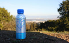 Carlmont's new Path Water bottles are the first sustainable aluminum water bottles.