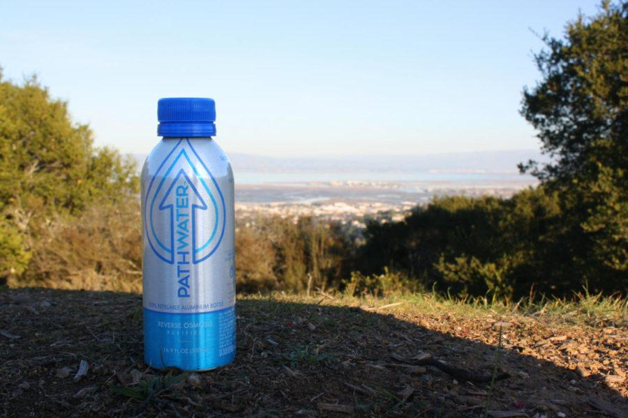 Carlmont%27s+new+Path+Water+bottles+are+the+first+sustainable+aluminum+water+bottles.