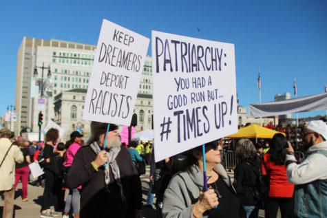 2018 San Francisco Women's March