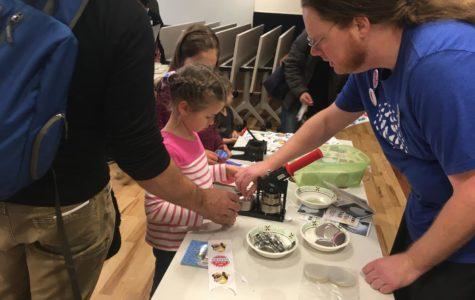 San Carlos library hosts their first S.T.E.A.M. fair