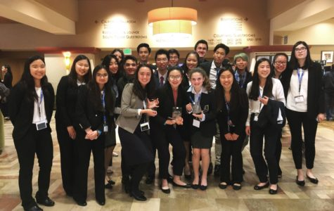 In their first year of registration, Carlmont DECA returns from the 2018 Silicon Valley Career Development Conference with both a high winning percentage and elated members.