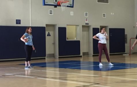 Juniors get the upper-hand in ASB volleyball tournament