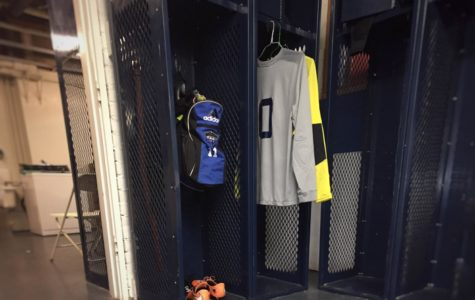 Multi-sport team rooms create an environment for bonding