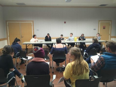 'Spectrum Talks' meeting discusses how to be a good ally to the LGBT community