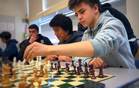 Chess Club checks all the boxes