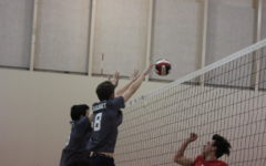 Boys' varsity volleyball suffers a disappointing loss against the Dons