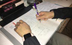 Students prepare for AP test season