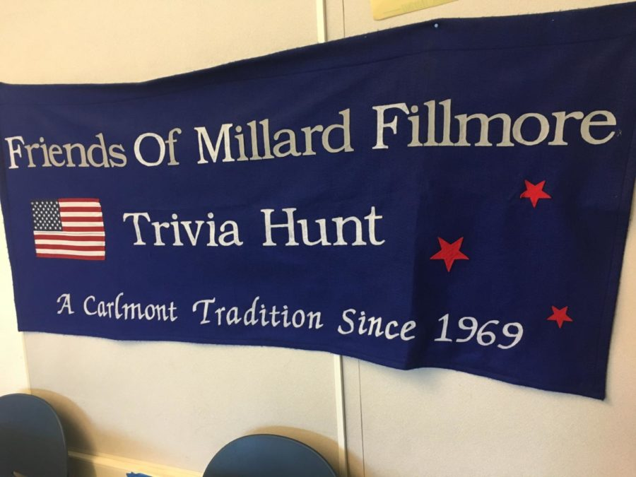 The+%22Friends+of+MIllard+Filmore%22+%28FOMF%29+poster+hangs+proudly+in+D27%2C+Mrs.+Braunstein%27s+room.+