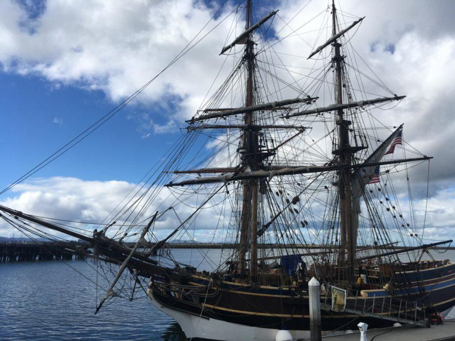 The+full-scale+replica+of+the+Lady+Washington+was+first+launched+in+1989+out+of+Aberdeen%2C+WA.