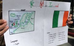 Language classes explore cultures in National Foreign Language Week