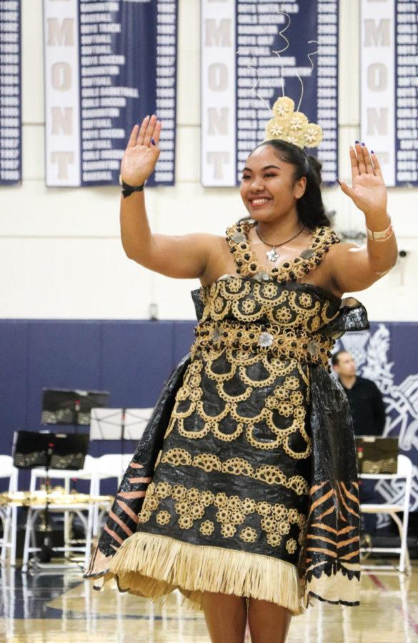 Polynesian Club performed at the assembly for the first time this year.